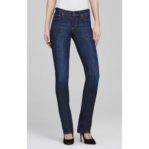 CITIZENS OF HUMANITY ELSON MED RISE STRAIGHT JEANS